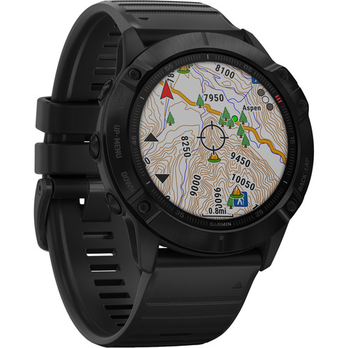GPS Tracking Smartwatch