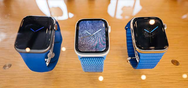 Complications on Apple Watch