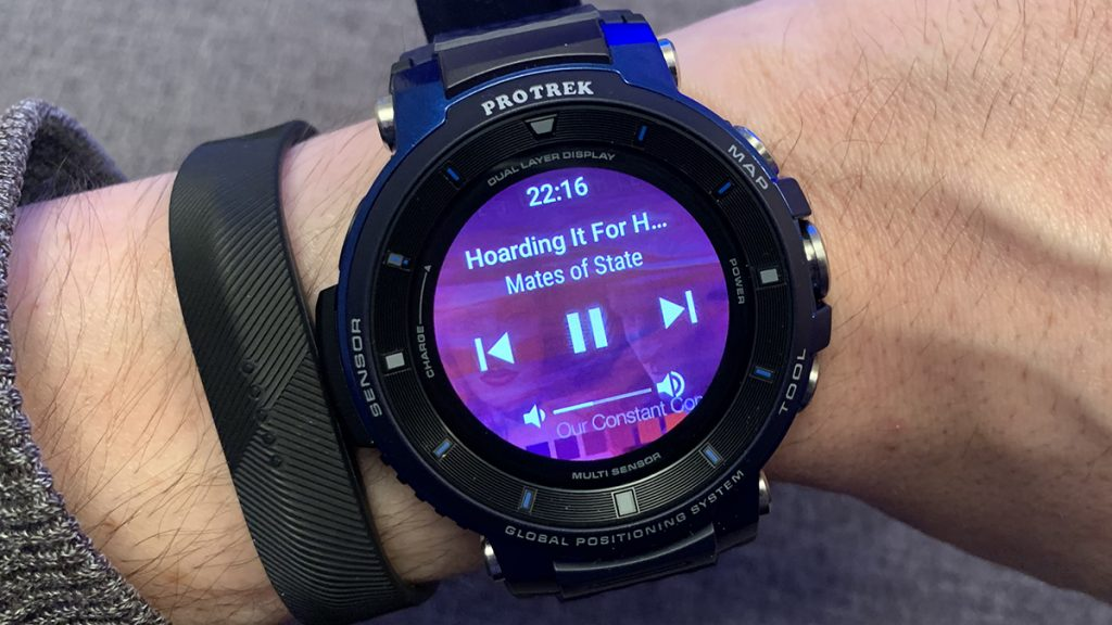 Smartwatch for Entertainment
