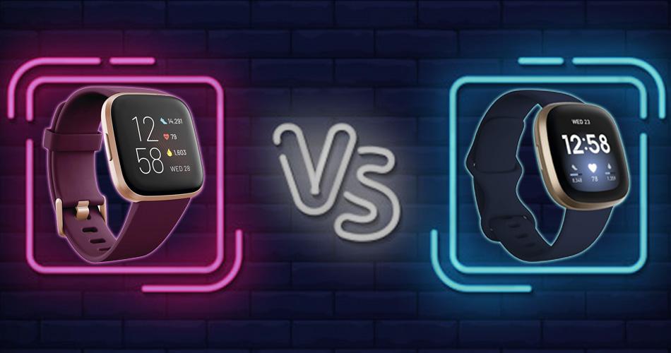 Fitbit Versa 2 vs Fitbit Versa 3